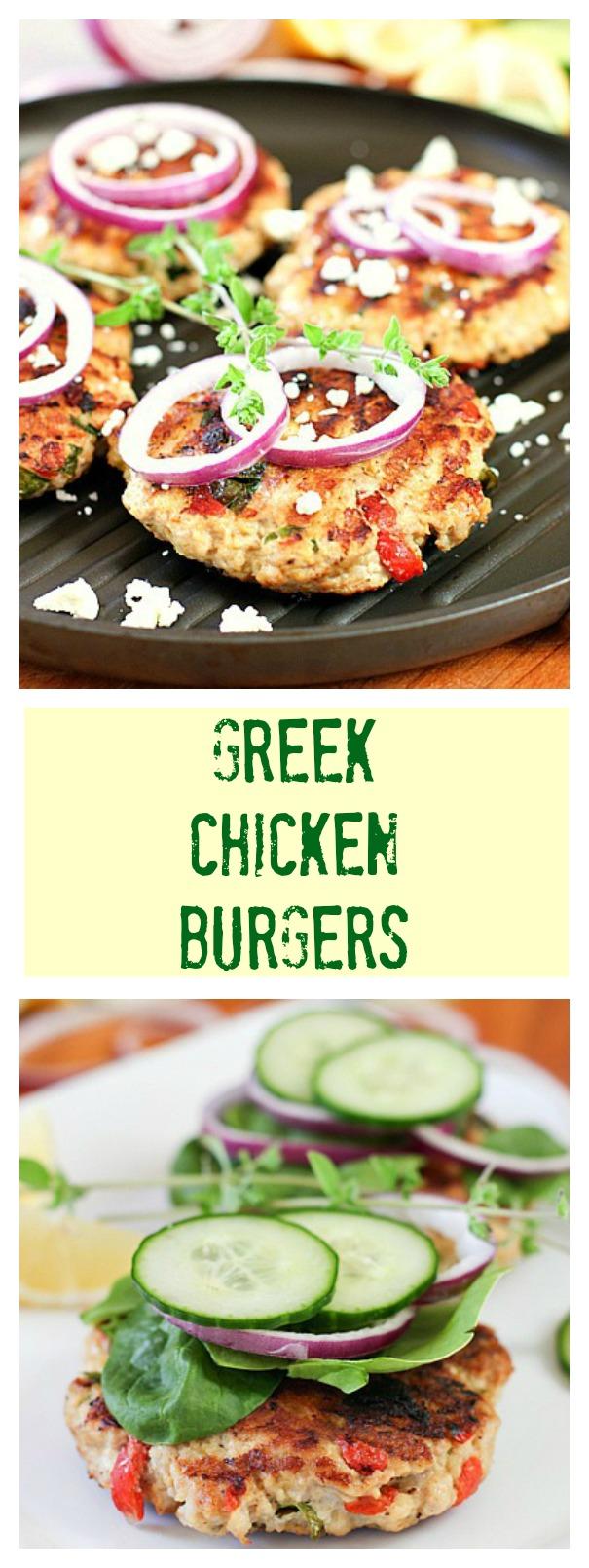 http://laughingspatula.com/greek-chicken-burgers/