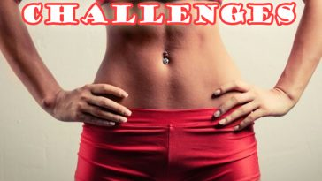 7 Best Flat Belly Challenges for woman