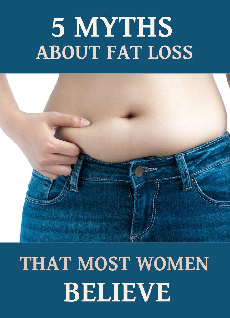 5-fat-loss-myths