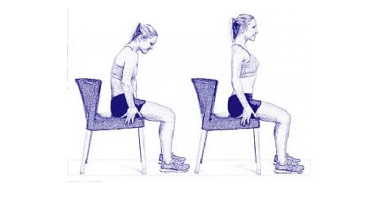 Stretch sitting