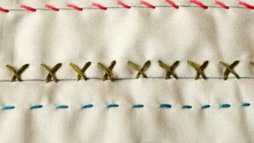 basic stitches diy