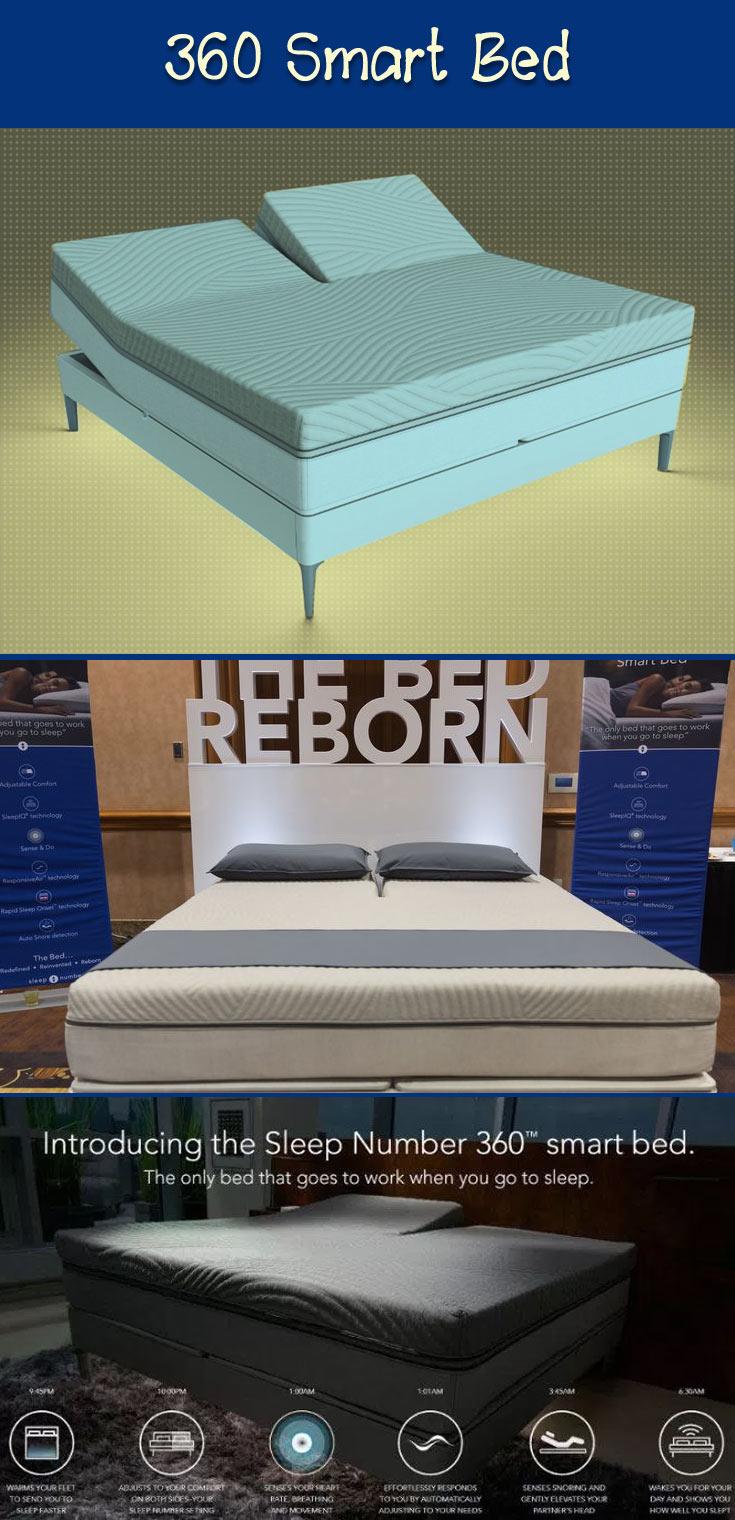 360 smart bed
