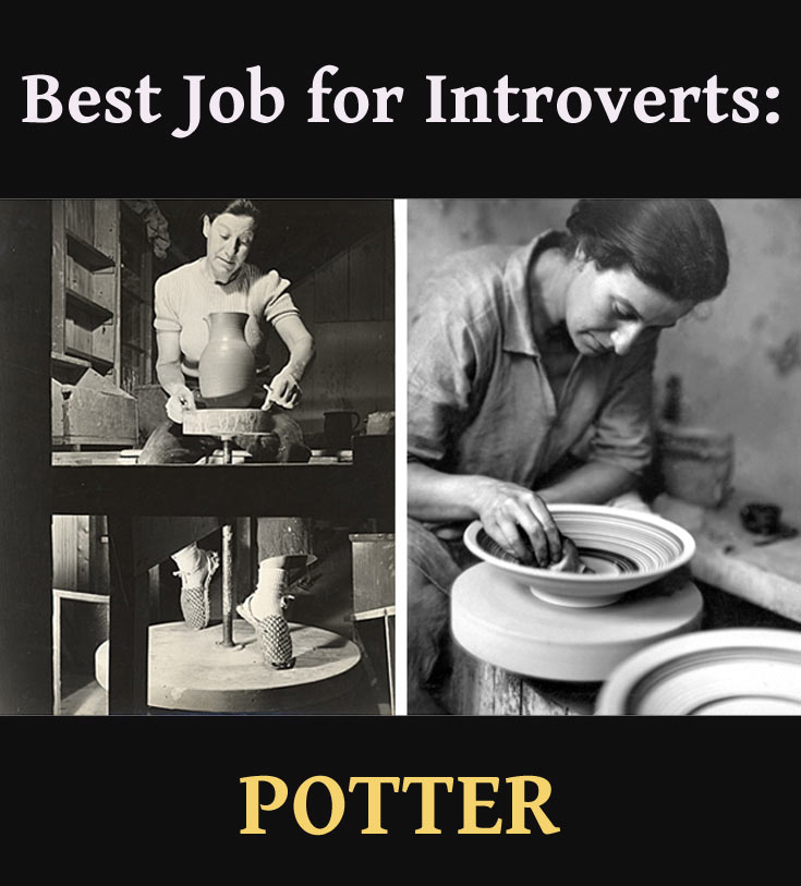 potter best job