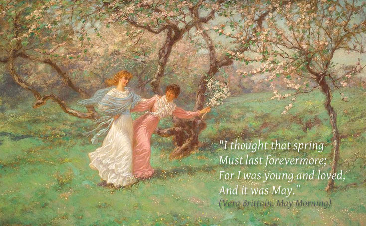 vera brittain quote about may