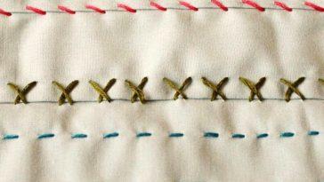 basic stitches diy