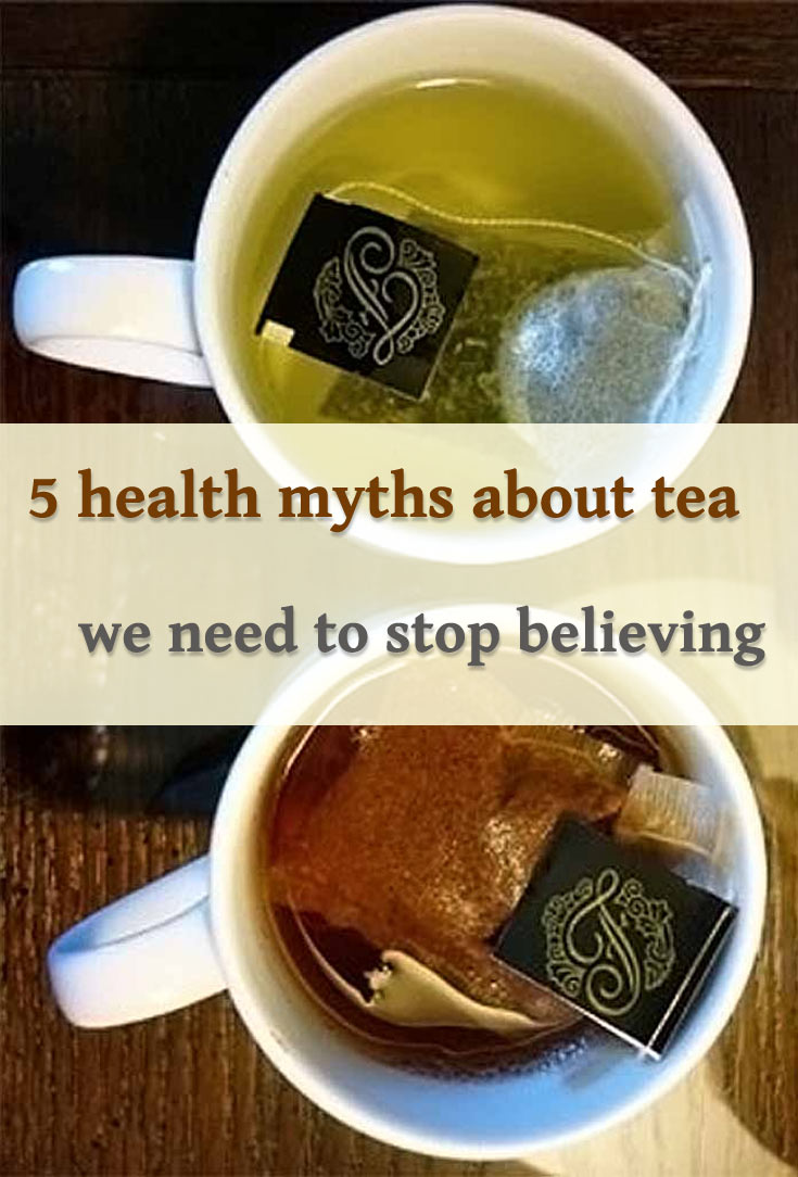 stop believing tea myths